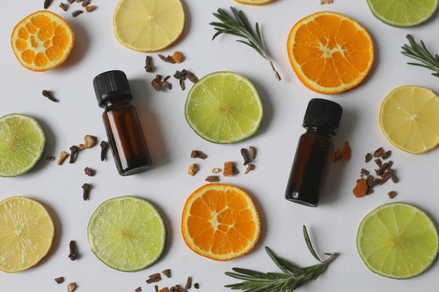 essential oil orange for PMS