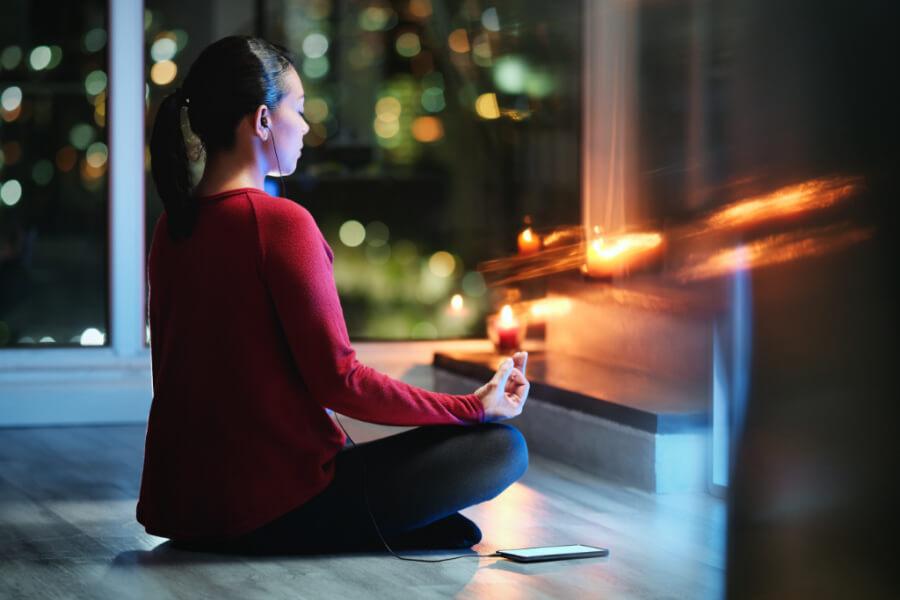 Home Meditation Periods