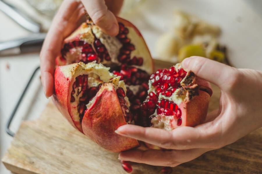 Pomegranate Periods Fertility