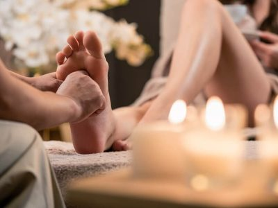 What Can Reflexology Do For Periods & Fertility?