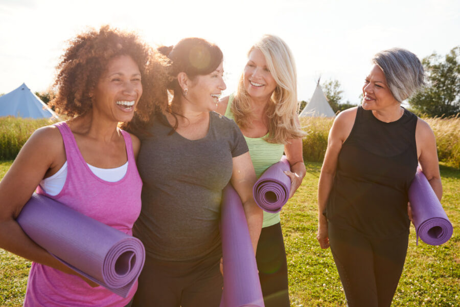 Yoga Group Periods
