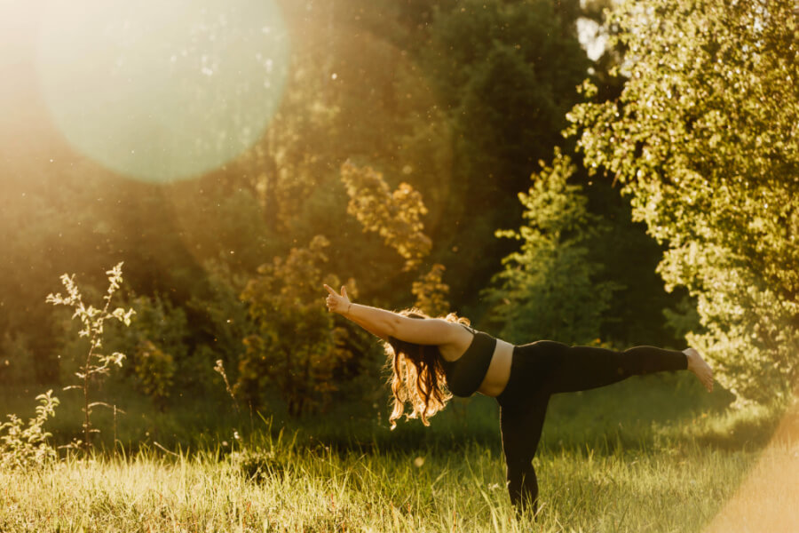 Yoga Nature Periods