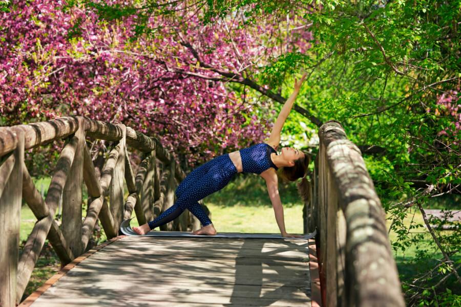 Yoga Periods Wild Thing