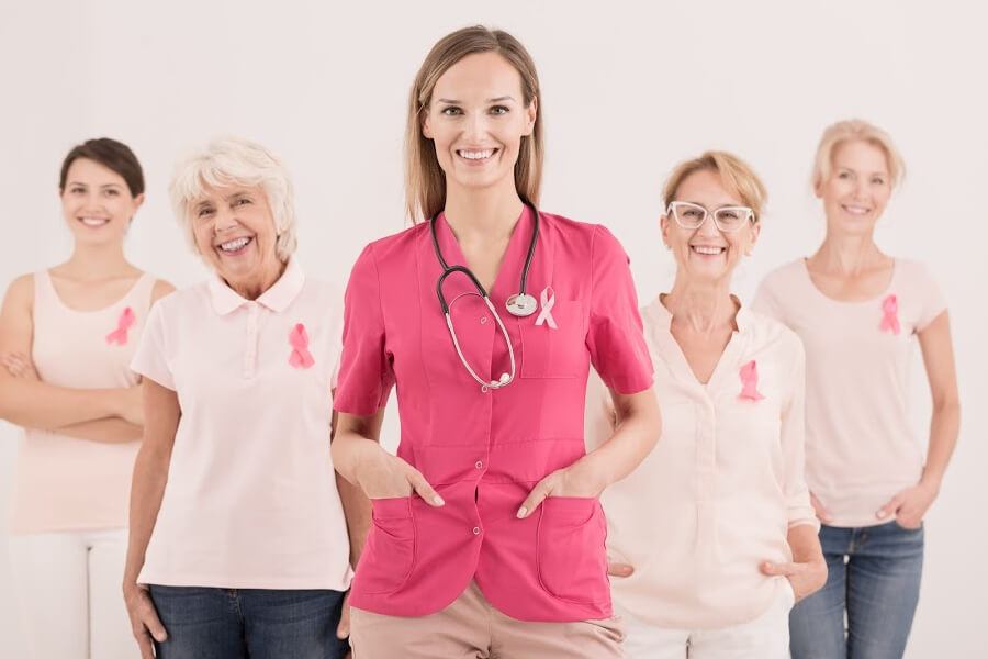 women medical team