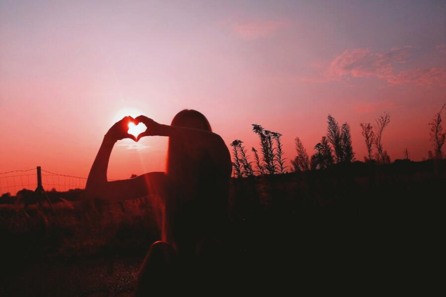 Romance Sunset