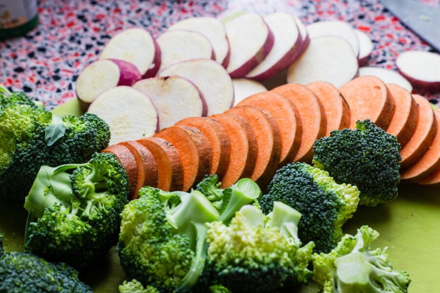 Vegetables oestrogen detoxification